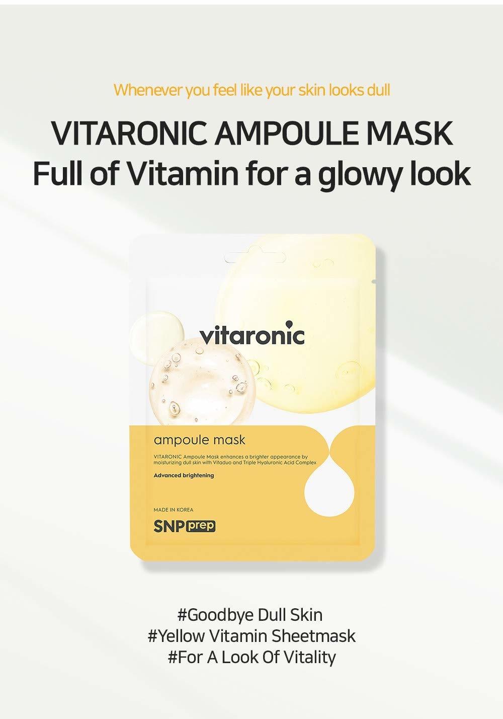 Prep Vitaronic Ampoule Mask-2