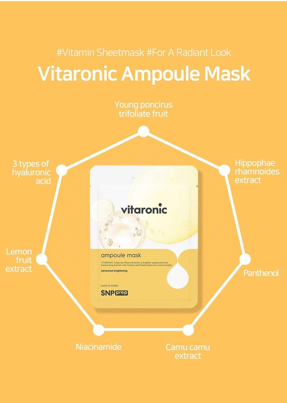Prep Vitaronic Ampoule Mask-3