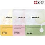 SNP SNP-Prep Sheet Mask Trial Mix (3 pcs)