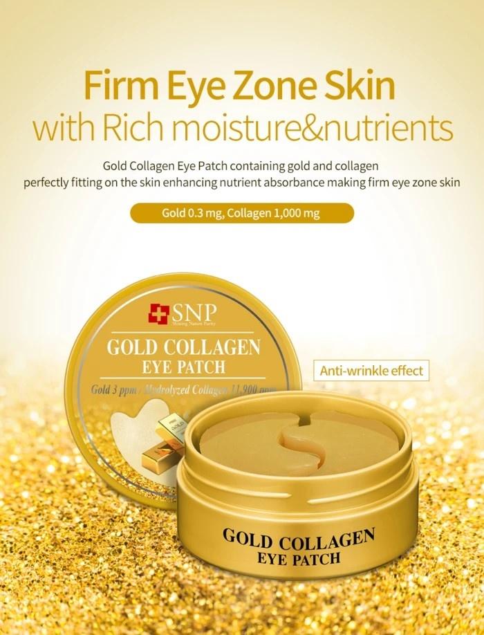 Gold Collagen Eye Patch-2