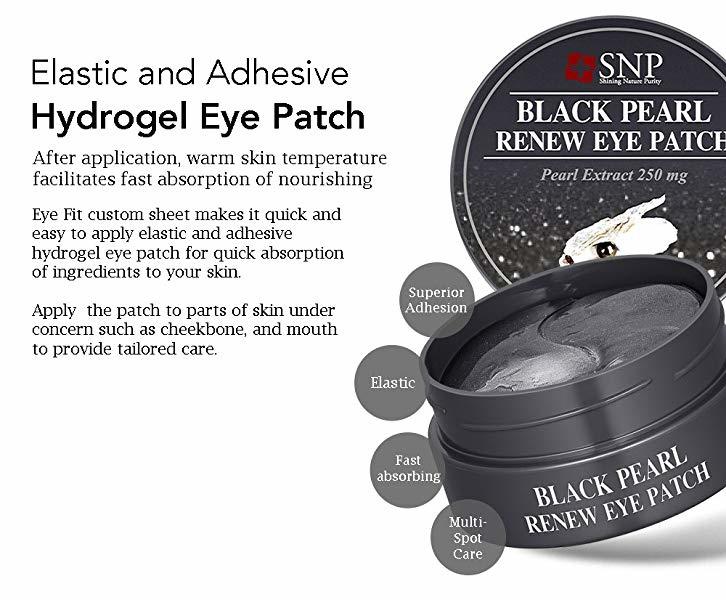 Black Pearl Renew Eye Patch-3