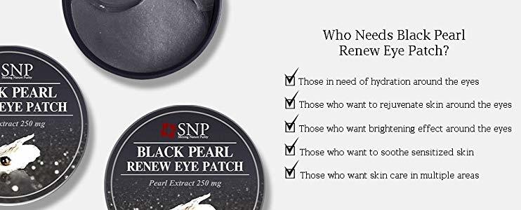 Black Pearl Renew Eye Patch-4