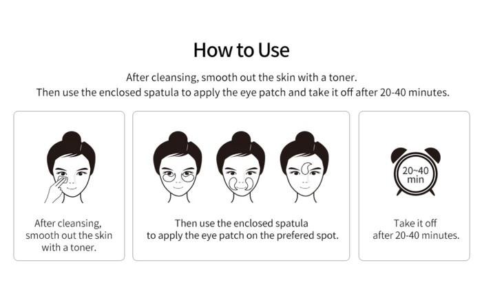 Black Pearl Renew Eye Patch-5