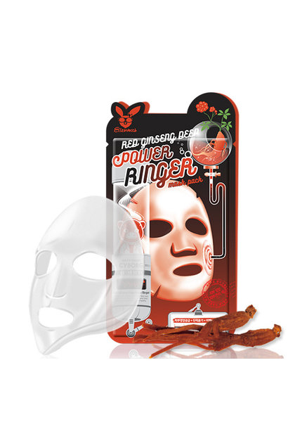 Red Ginseng Deep Power Ringer Mask