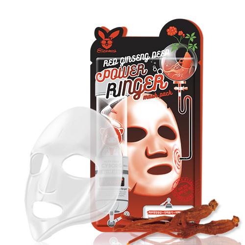 Red Ginseng Deep Power Ringer Mask-1
