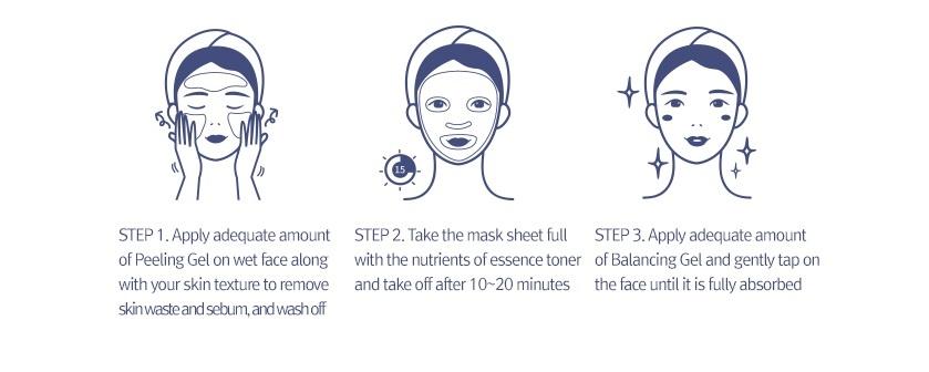 Highly Moisturizing Essence Mask Pack-9