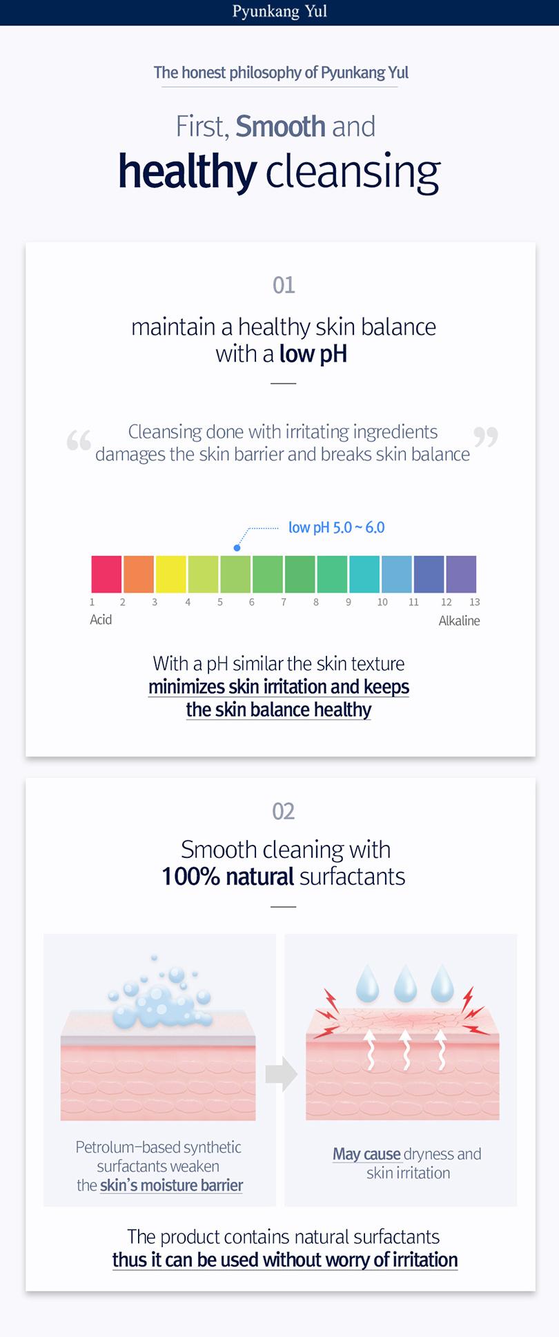Low pH Pore Deep Cleansing Foam 40ml-5