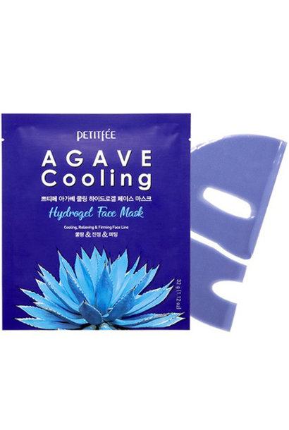 Agave Cooling Hydrogel Maske