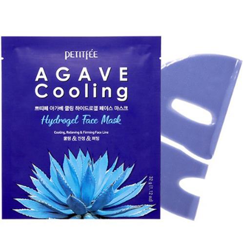 Agave Cooling Hydrogel Maske-1