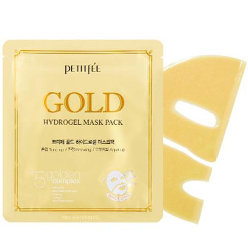 Gold Hydrogel Mask-1