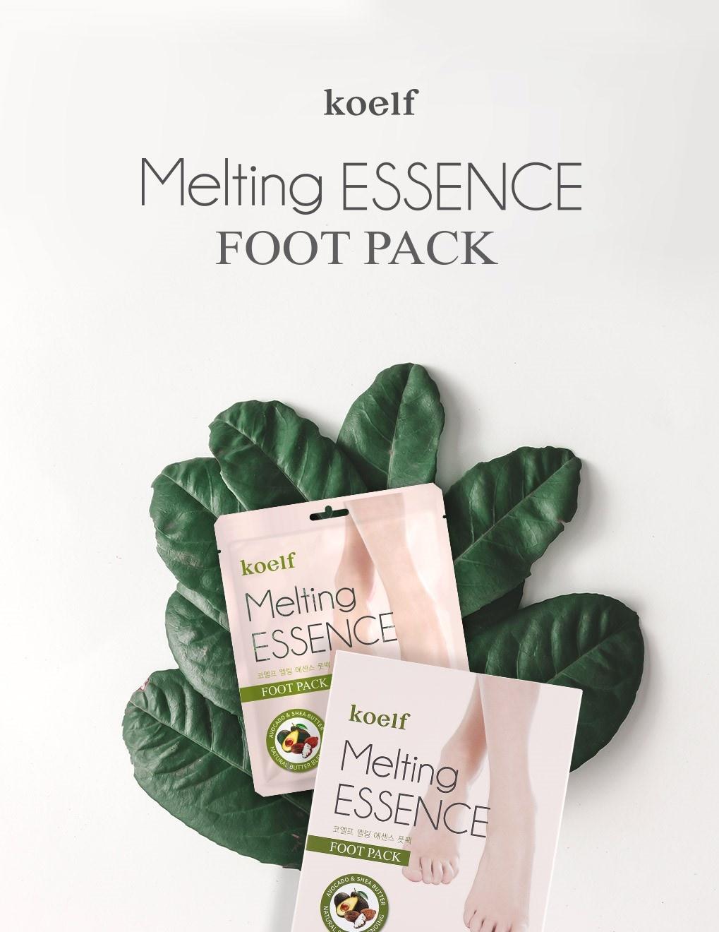 Melting Essence Foot Pack-2