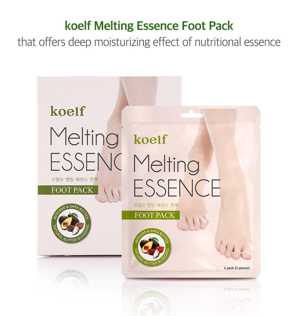 Melting Essence Hand Foot Pack Mix Set (2 pcs)-5