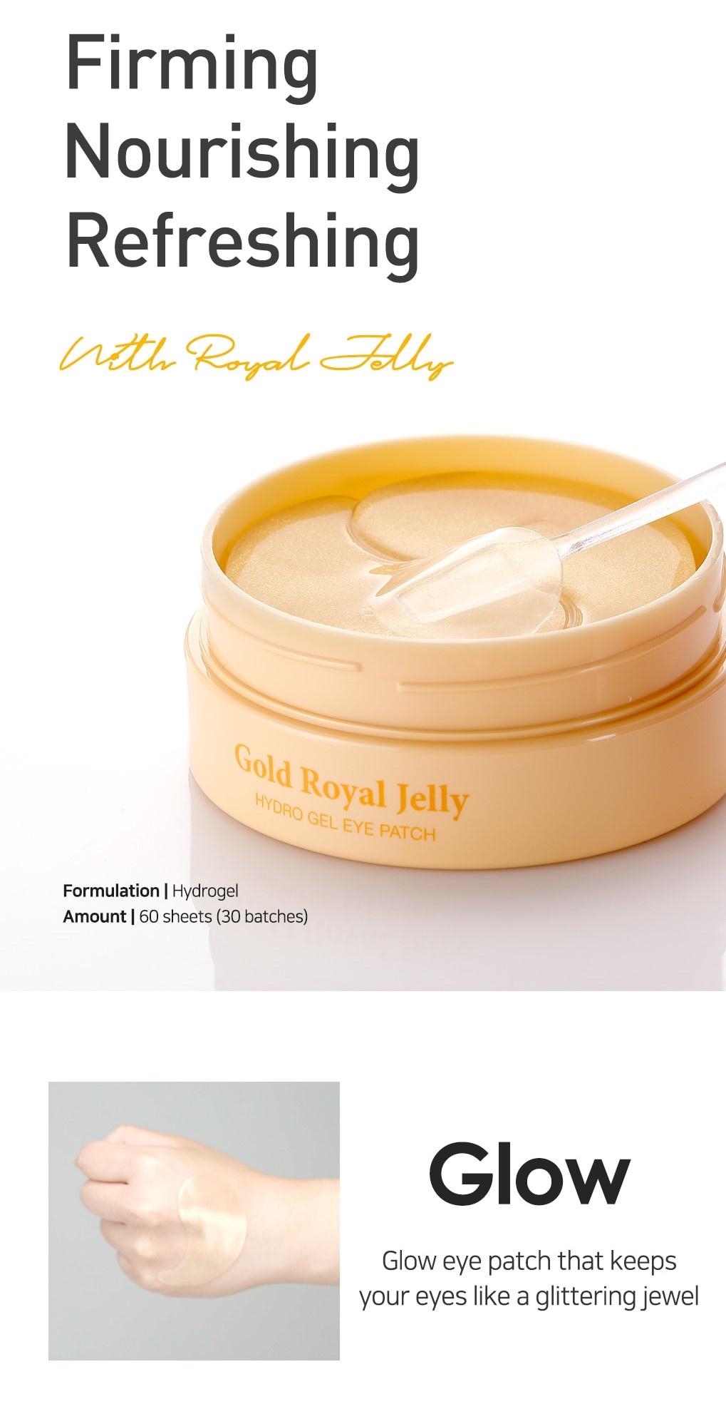 Gold & Royal Jelly Eye Patch-4