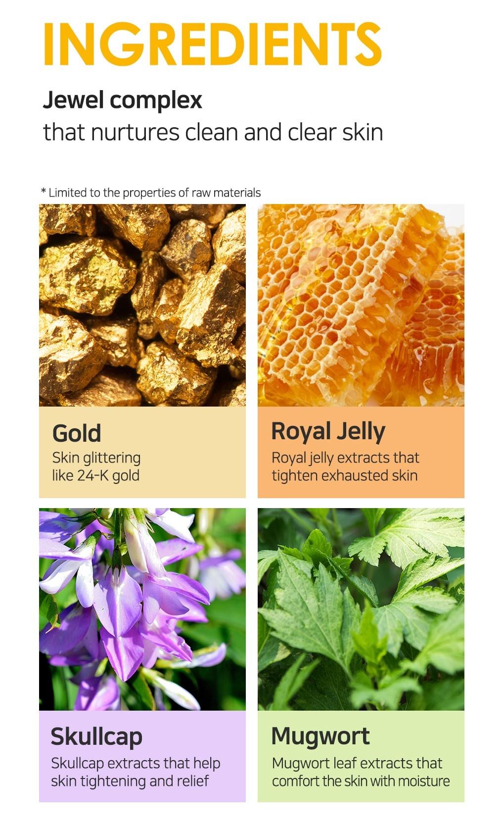 Gold & Royal Jelly Eye Patch-5