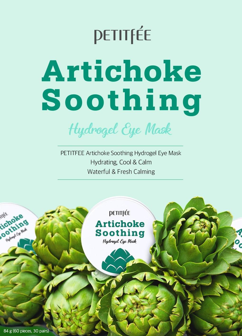 Artichoke Soothing Hydrogel Eye Patch-2