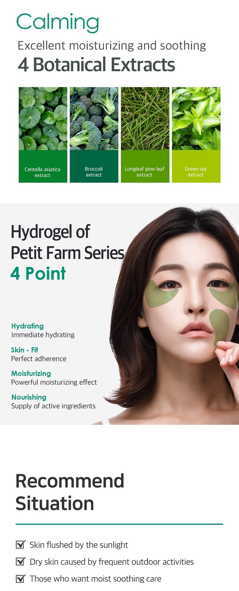 Artichoke Soothing Hydrogel Eye Patch-6
