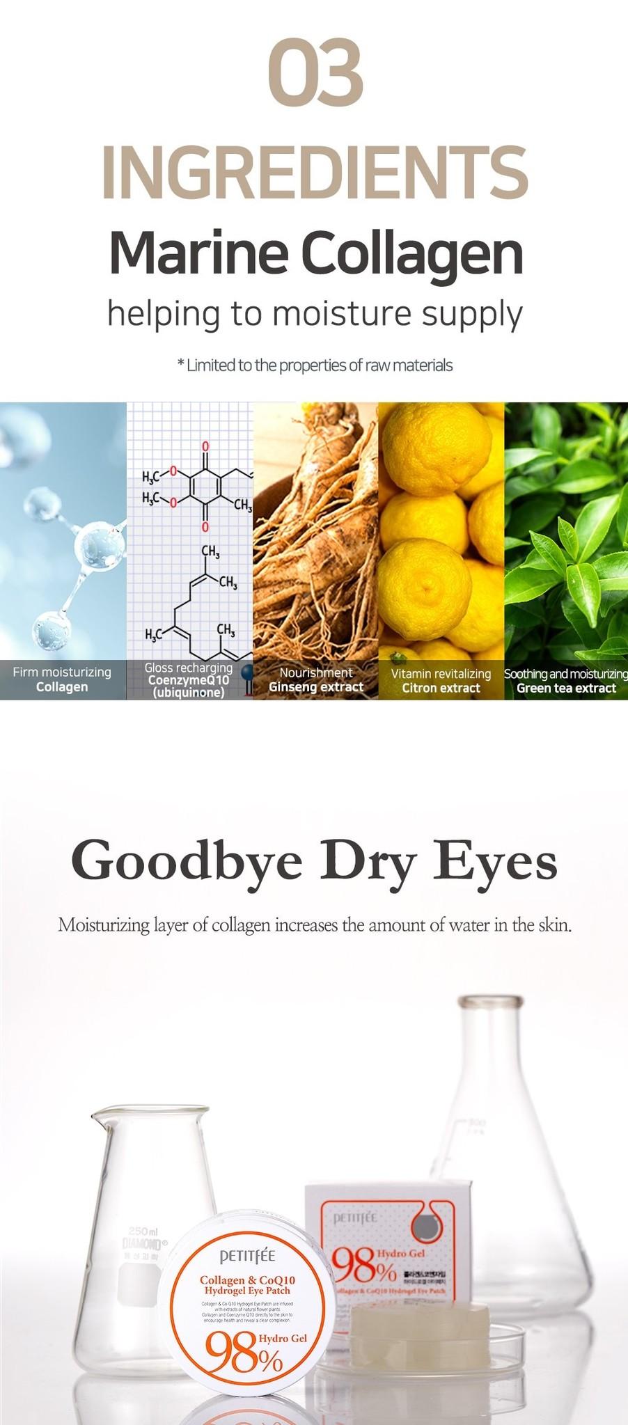 Collagen & CoQ10 Hydrogel Eye Patch-5