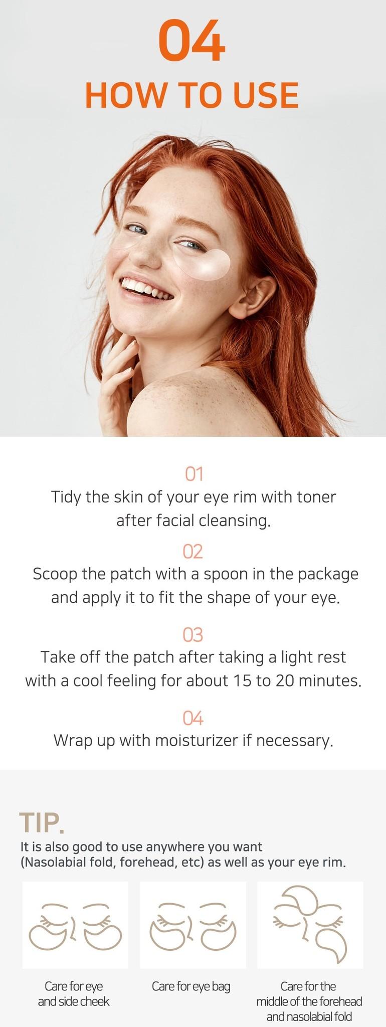 Collagen & CoQ10 Hydrogel Eye Patch-6