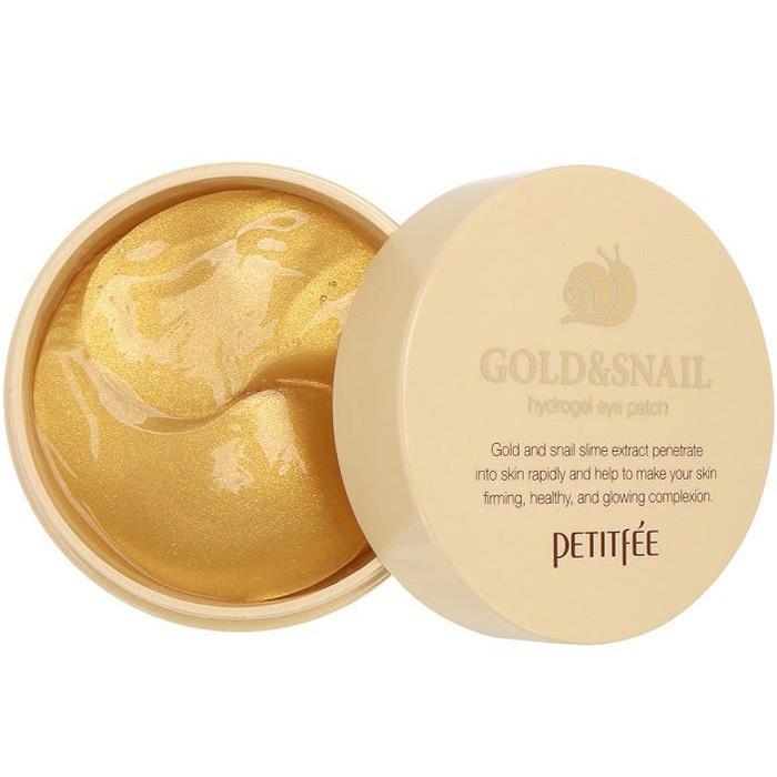 Gold & Snail Hydrogel Eye Patch-1