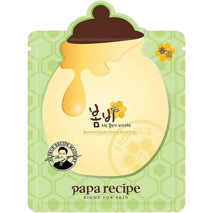 Bombee Green Honey Mask-1