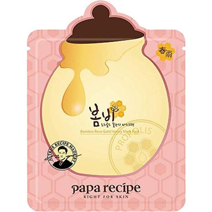 Bombee Rose Gold Honey Mask-1