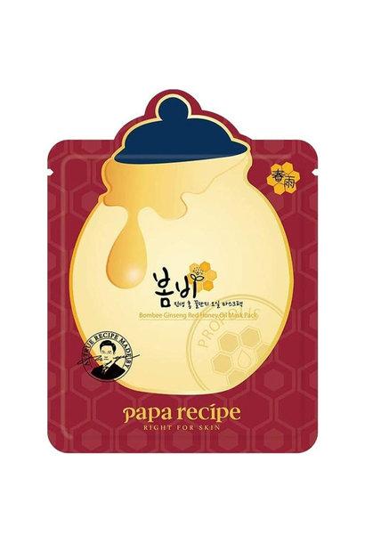 Bombee Ginseng Red Honey Oil Mask