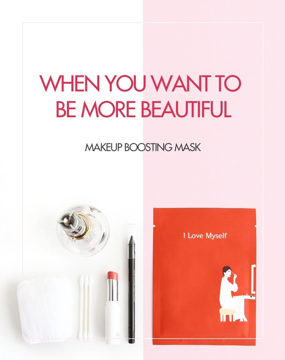 I LOVE MYSELF makeup boosting mask-2