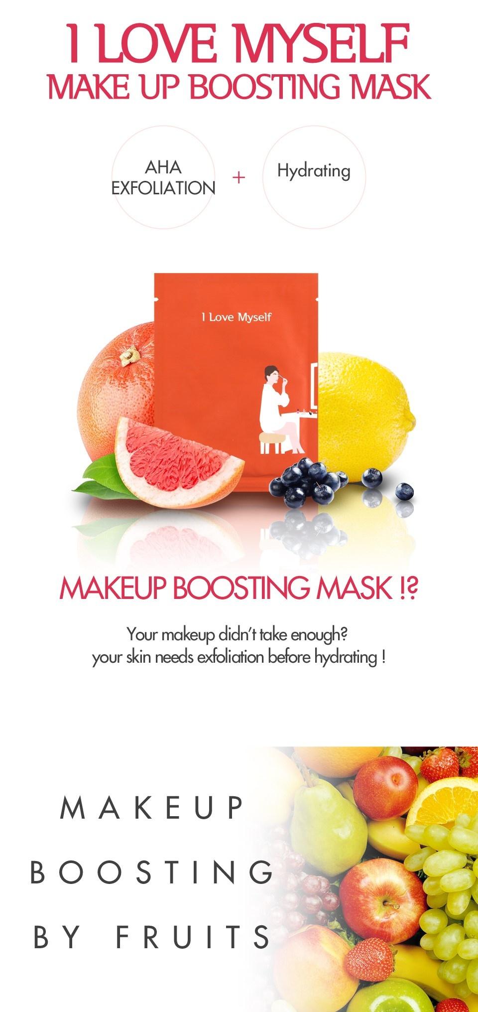 I LOVE MYSELF makeup boosting mask-3