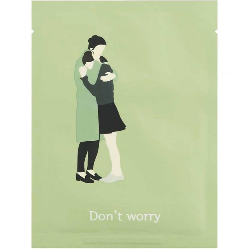 DON'T WORRY soothing healing mask-1