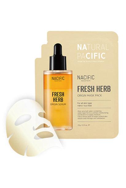 Fresh Herb Origin Mask Pack