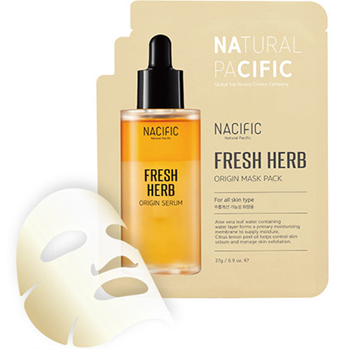 Fresh Herb Origin Mask Pack-1