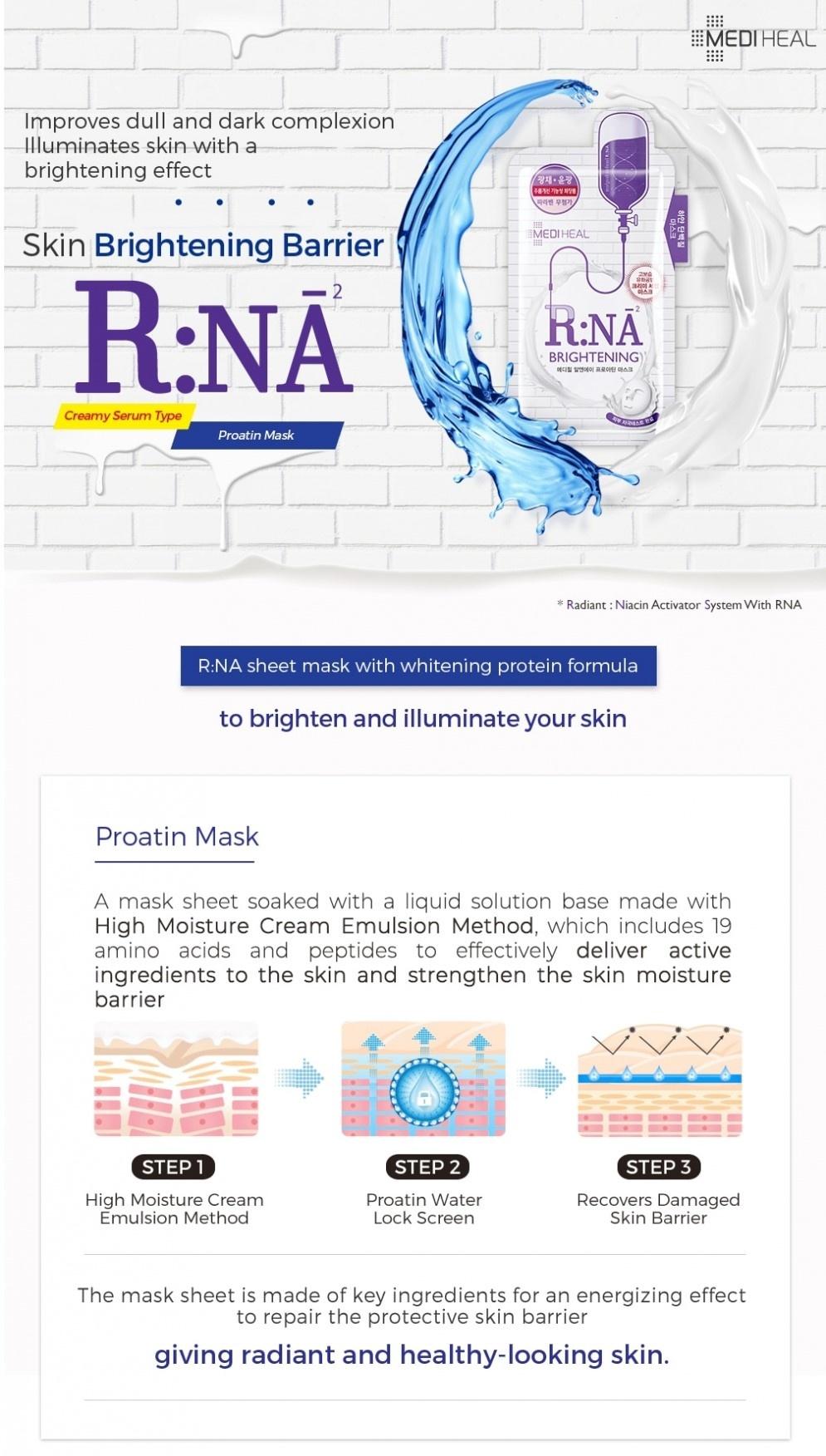 Proatin Mask R.NA Brightening-2