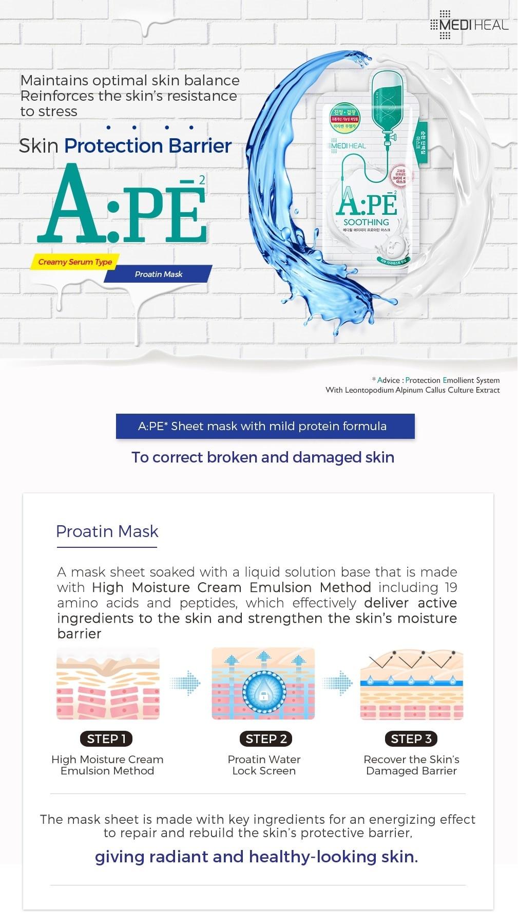 Proatin Mask A.PE Soothing-2