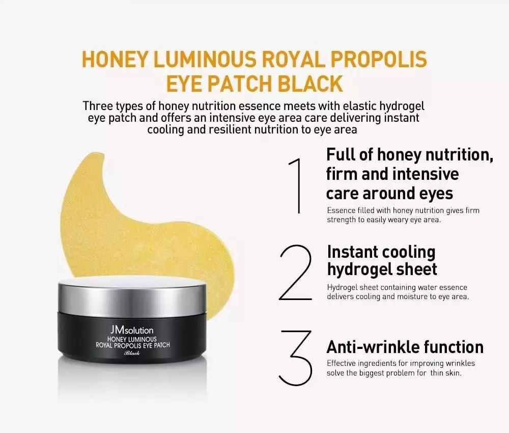 Honey Luminous Royal Propolis Eye Patch-3