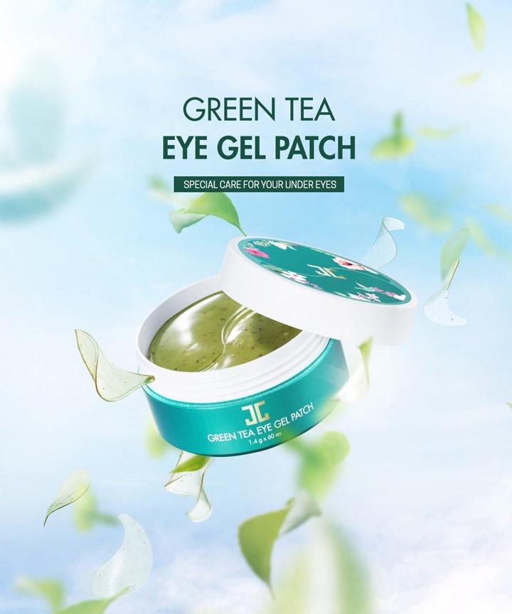 Green Tea Eye Gel Patch-2