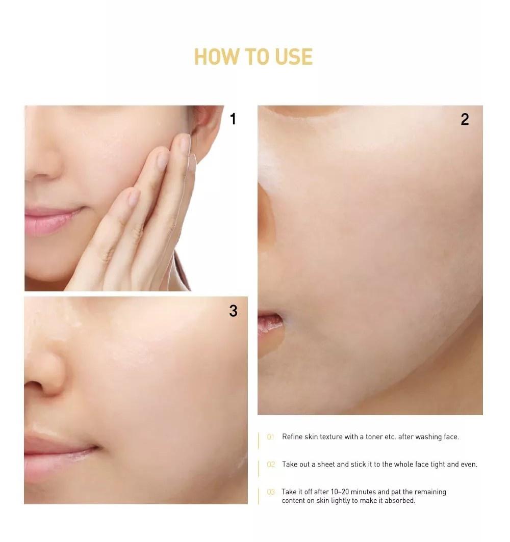 Derma Care Ceramide Aqua Capsule Mask-6
