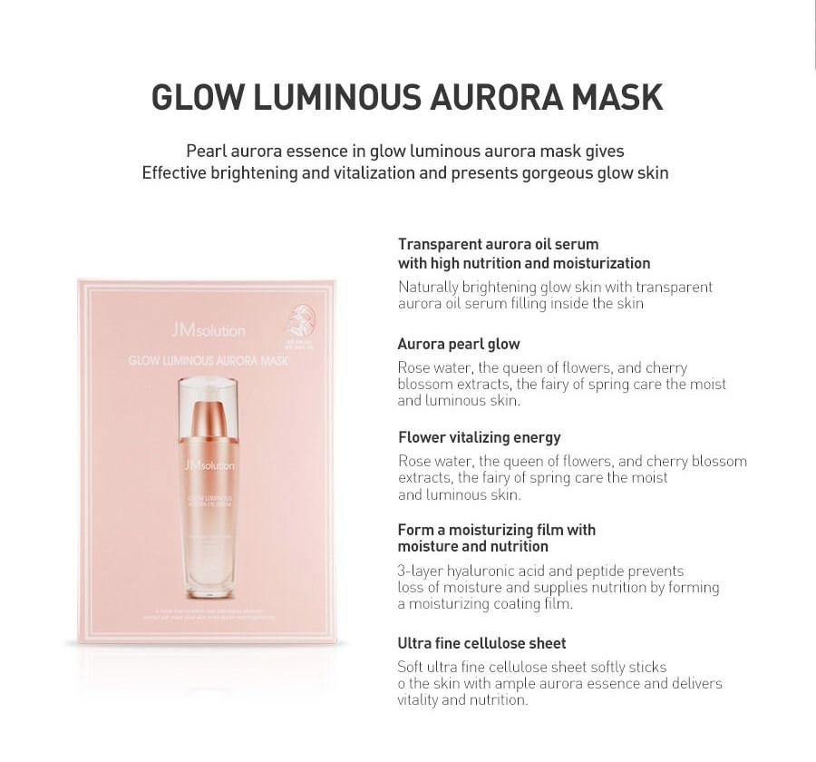 Glow Luminous Aurora Mask-4