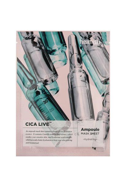Heimish - Cica Live Ampoule Mask