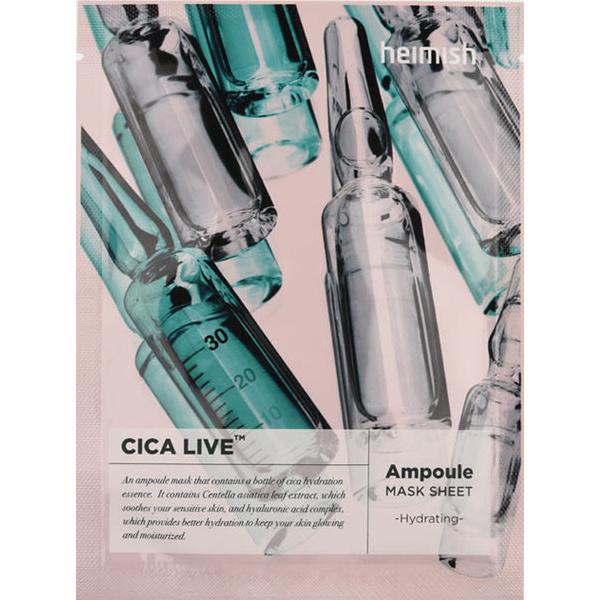 Heimish - Cica Live Ampoule Mask-1
