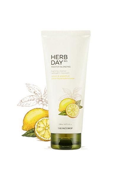 Herb Day 365 Cleansing Foam - Lemon&Grapefruit