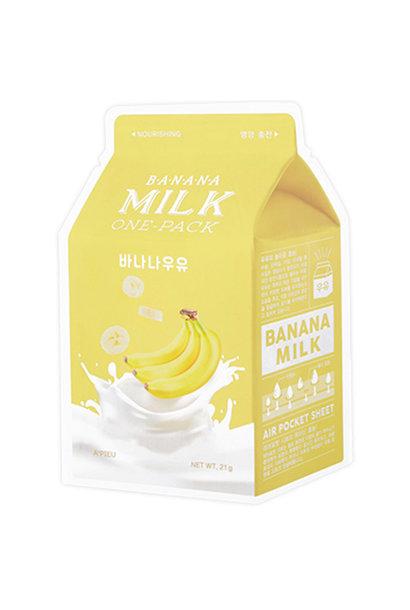 Milk One Pack #Banana Milk