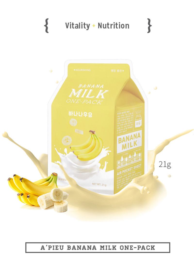 Milk One Pack Set (7 Stk)-2