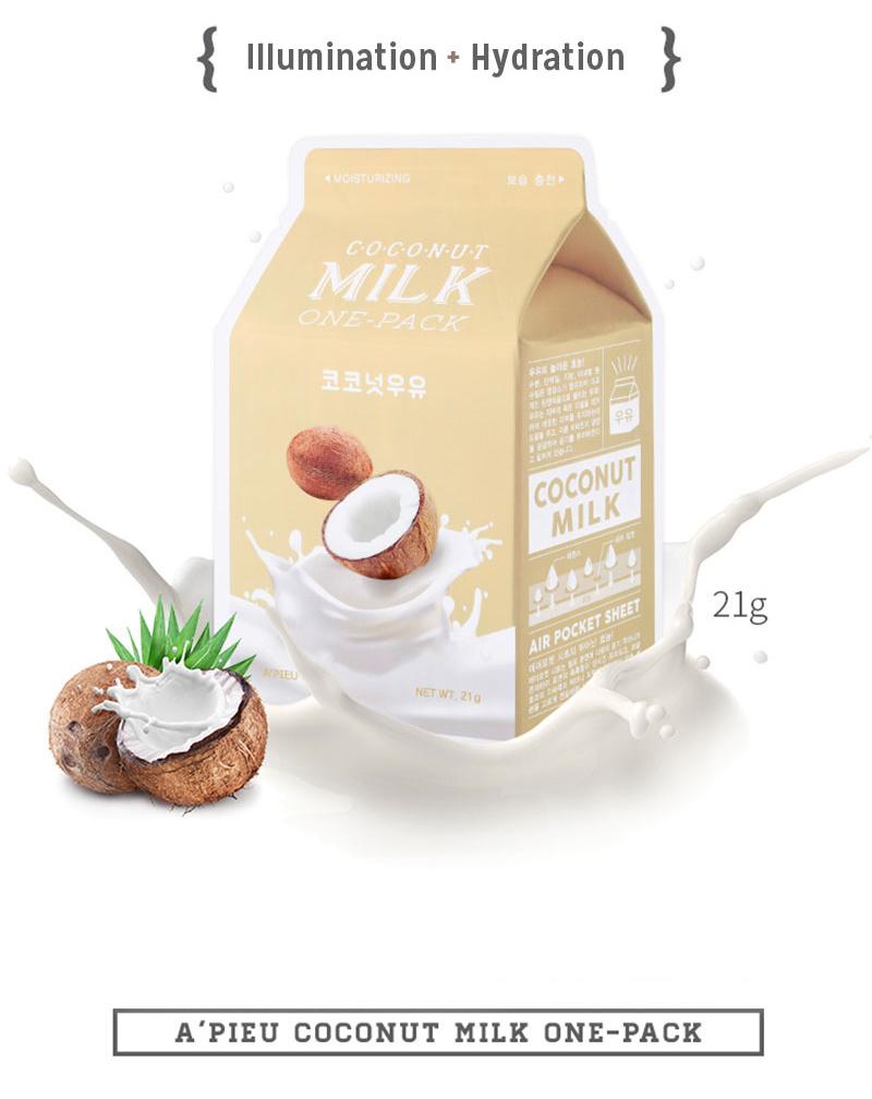 Milk One Pack Set (7 Stk)-4