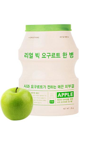Real Big Yogurt One-Bottle #Apple
