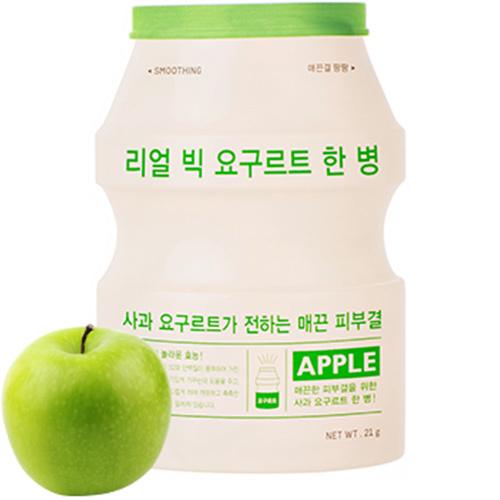 Real Big Yogurt One-Bottle #Apple-1