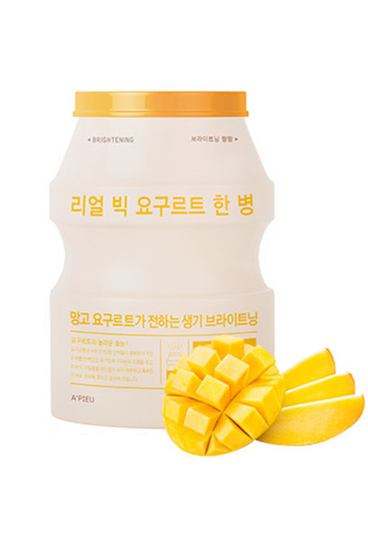 Real Big Yogurt One-Bottle #Mango