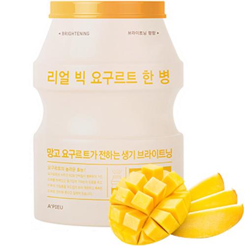Real Big Yogurt One-Bottle #Mango-1