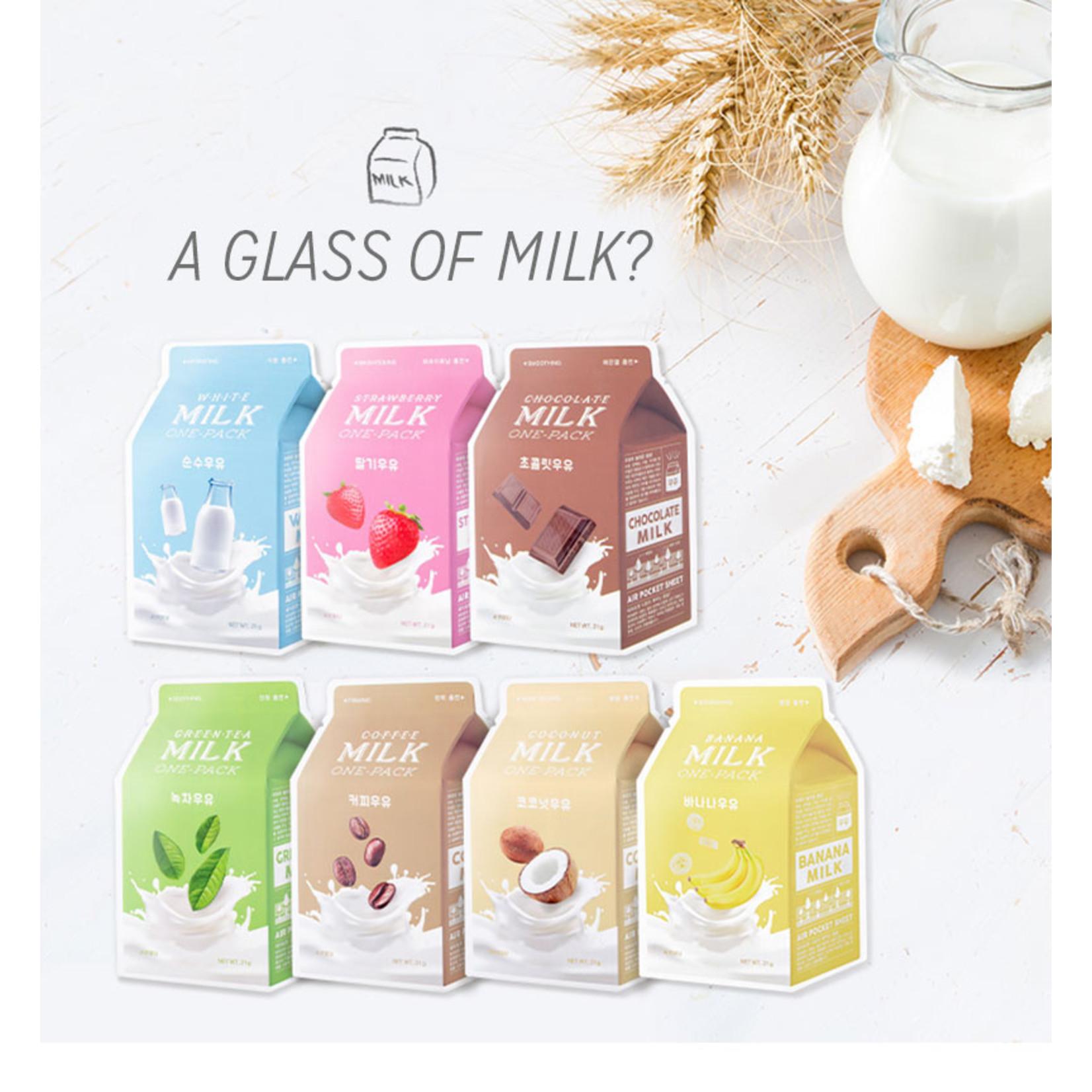 A'PIEU Milk One Pack #Coffee Milk