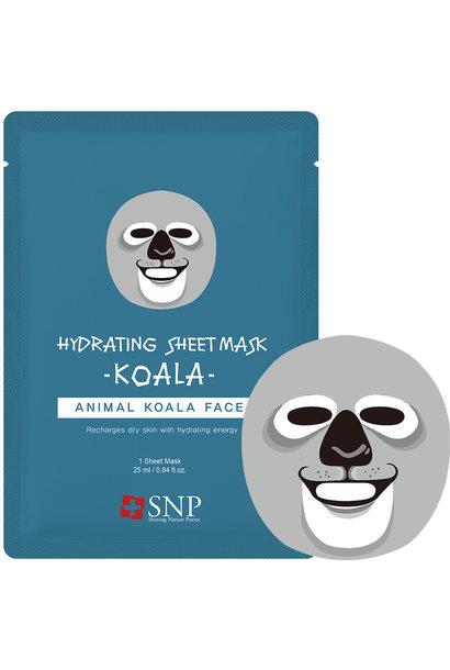 Animal Koala Hydrating Sheet Mask