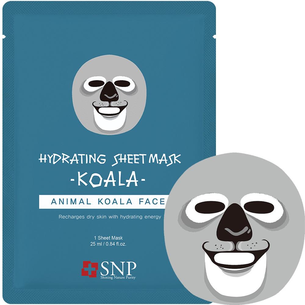 Animal Koala Hydrating Sheet Mask-1
